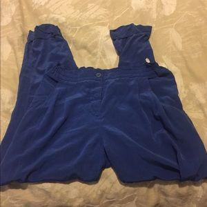Wilfred silk pants 0